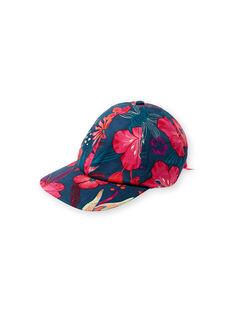 Navy HAT LYABONCAP / 21SI01W1CHA716