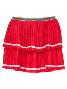 Red Skirt JAGRAJUP2 / 20S901E2JUP050