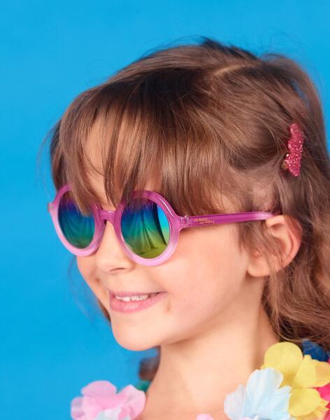 Pink sunglasses child girl LYAMERLUN2 / 21SI01D2LUN304