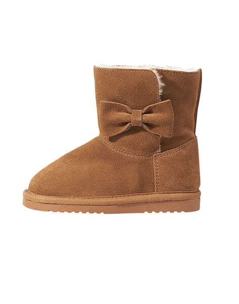 Light brown Boots GFBOTTEPAU / 19WK35Y4D10804