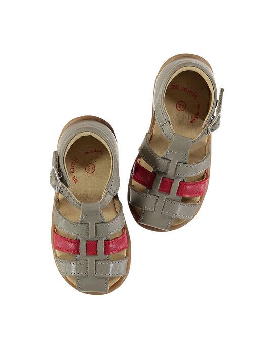 Grey Sandal FBGSANDBI3 / 19SK38D2D0E940