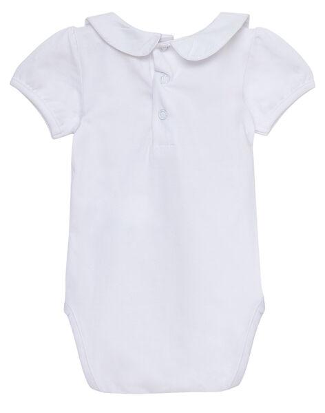White Body suit JIMARBOD / 20SG09P1BOD000