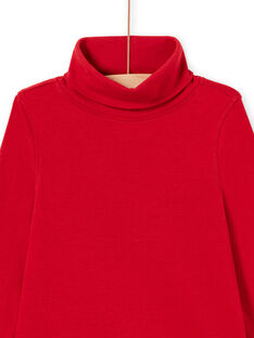 Baby Boy's Red Plain Underpants MOJOSOUP2 / 21W902N2SPL505