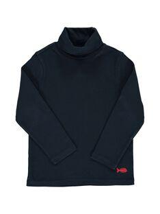 Purple under-sweater DOJOSOUP2 / 18W902J2D3B717