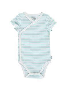 Boys' short-sleeved bodysuit CCGBODAOP2 / 18SF04C2BOD099
