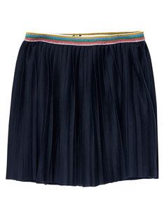 Blue Skirt JAGRAJUP4 / 20S901E4JUPC243