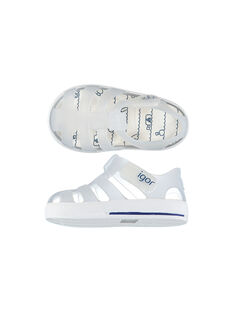 Unisex Igor jelly sandals FBGBAINMIX / 19SK38G3D34961