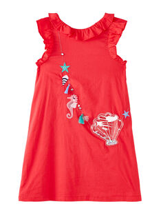 Red Dress JACEAROB2 / 20S901N2ROBF506
