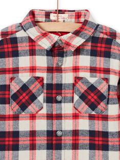 Boy flannel shirt MOFUNCHEM / 21W902M1CHM810