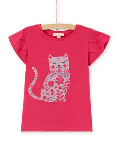 Red T-SHIRT LAJOTI1 / 21S90133D31F507