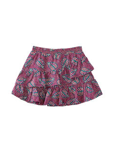 Purple Skirt JASAUJUP2 / 20S901Q1JUPH708