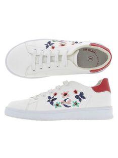 White Sport shoes CFSPORTBRO / 18SK35A3D14000