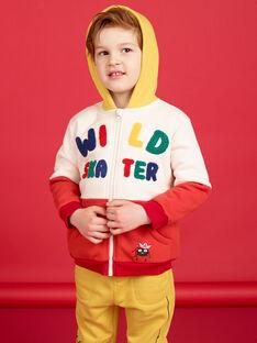 Lined vest - Enfant Garçon LOROUGIL / 21S902K1GIL002