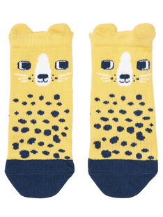 Yellow Socks JYUTROCHO1 / 20SI10F2SOQB114