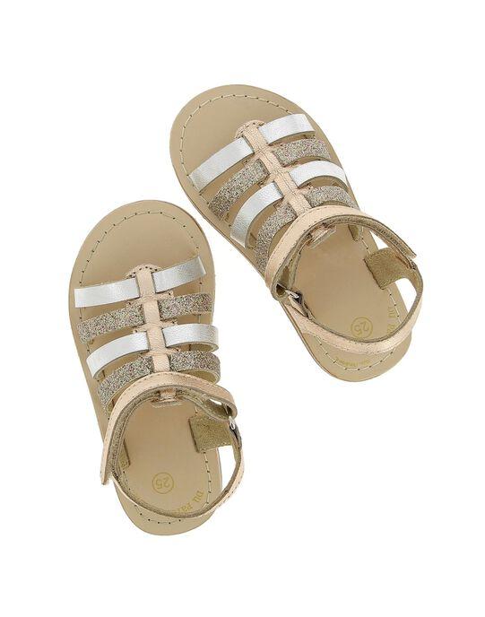 Gold Sandal CBFSANDGLI / 18SK37W3D0E954
