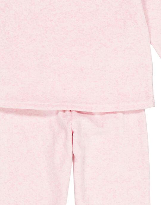Heather pink Pajamas GEFAPYJFLA / 19WH11N7PYJD314