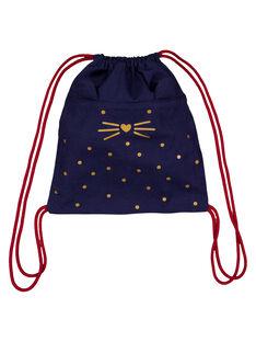 Navy Bag GYASANSAC / 19WI01C1BES070