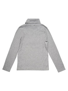 Heather grey Roll-neck GOJAUSOUP / 19W902H1SPL943