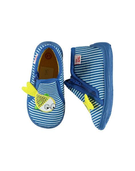 Blue Booties FBGBOTPOI / 19SK3833D0AC218