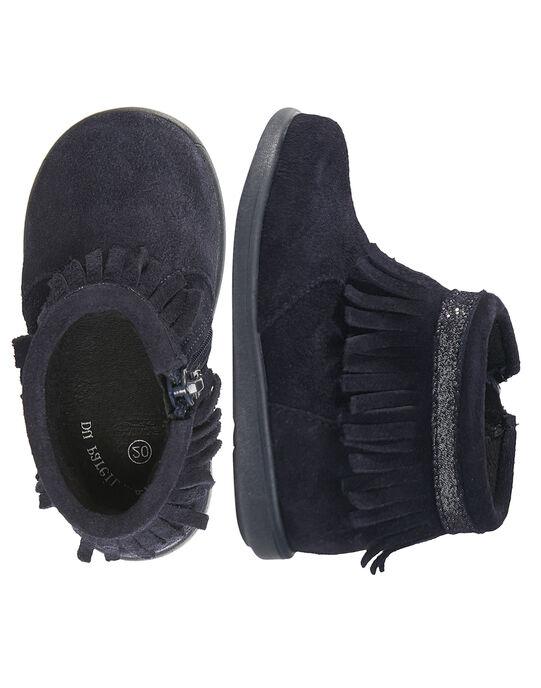 Navy Boots GBFBOOTINDM / 19WK37X1D0D070