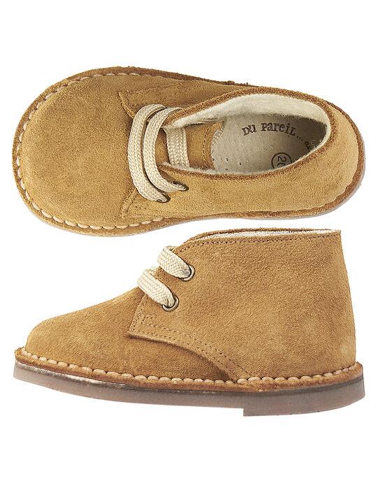 Beige Boots GBGBOOTDES / 19WK38Y2D0D080