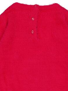 Red Pullover GANOPULL / 19W901V1PULF521