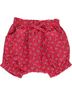 Baby girls' shorts CIDESHO / 18SG09F1SHO099