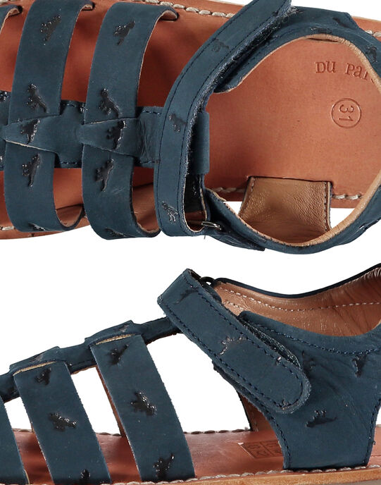 Navy Sandal FGSANDINO1 / 19SK36C1D0E070