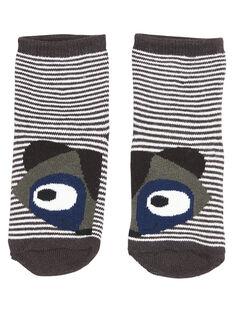 Brown Socks GYUBRUCHOS / 19WI10K1SOQI804