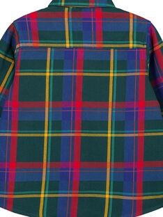 Green Shirt GOMUCHEM / 19W902F1CHMG626