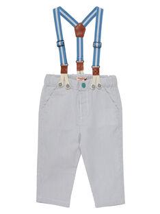 White pants JUPOEPAN / 20SG10G1PAN000