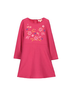 Fushia Dress FABAROB1 / 19S90161ROB304