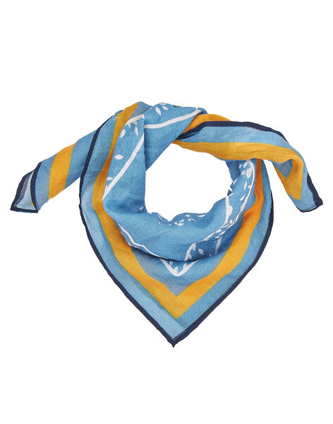 Blue Neckerchief JYOSOBAN / 20SI0281FOU201