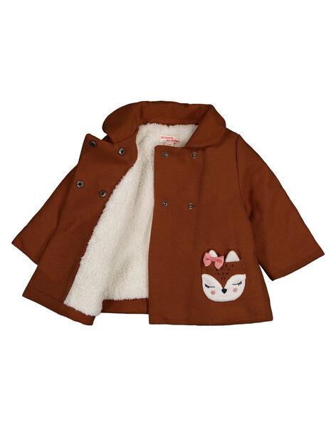 Brown Coat GIVEMANT / 19WG09G1MAN817