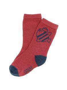 Red Socks DYUJOCHO6A / 18WI10J1SOQF517