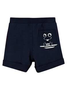 Baby boys' comfy shorts FUJOBER6 / 19SG10G1BER705