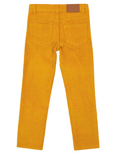 Yellow Pants GOJOPAVEL9 / 19W902L3D2BB107