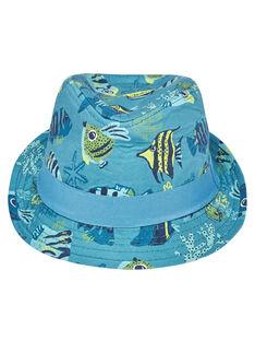 electric blue Hat JYOBOCHA / 20SI02H1CHA215