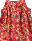 Baby girls' light strappy dress FIYEROB1 / 19SG09M1ROB000