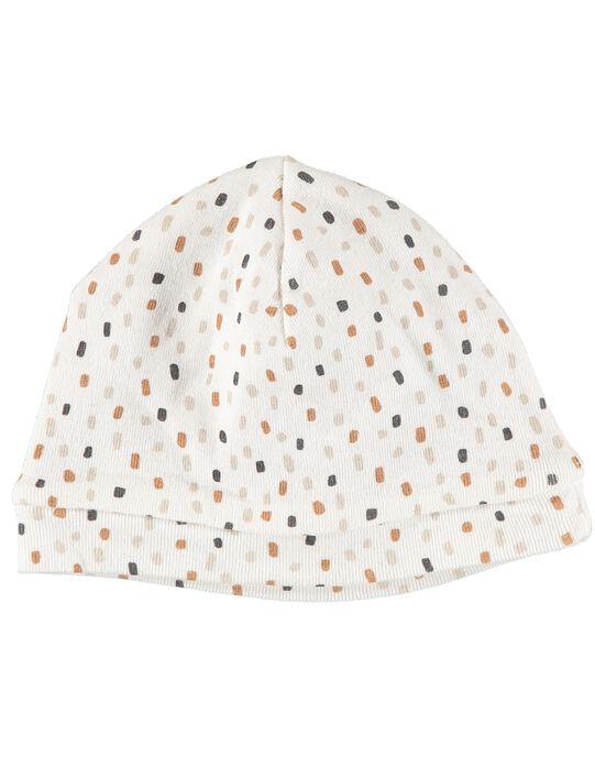 Off white Newborn cap GOU2BON1 / 19WF42M1BNA001