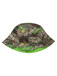 Light Kaki Hat FYOYEBOB / 19SI02M1CHA626