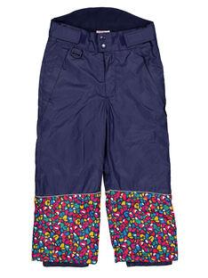 Navy Ski pants GASKIPANT / 19W901W1PTS070