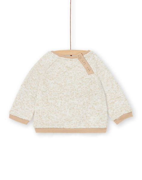 Heather Off white SWEAT SHIRT LUNOSWE / 21SG10L1SWEA010