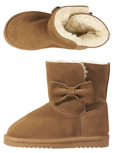 Light brown Boots GFBOTTEPAU / 19WK35Y4D10804