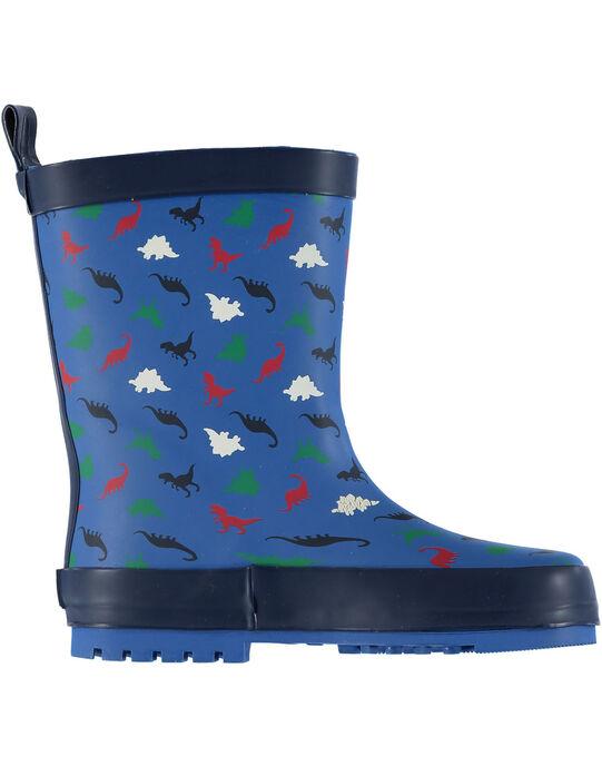 Blue Rain boots GGBPDINO / 19WK36G1D0CC218