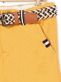 Yellow BERMUDA LOJAUBER1 / 21S902O2BER107