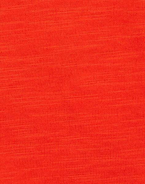 Red T-SHIRT KORETEE3 / 20W902G2TMLF527