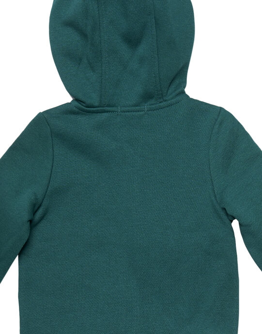 Green Waistcoat GUJOGIL1 / 19WG1041GIL608