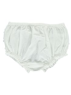 Baby girls' plain bloomers CIJOBLOO9 / 18SG09S3BLR000