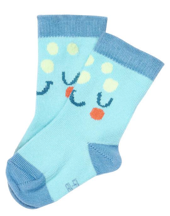 Blue sky Socks JYUBOCHO2 / 20SI10H1SOQ020